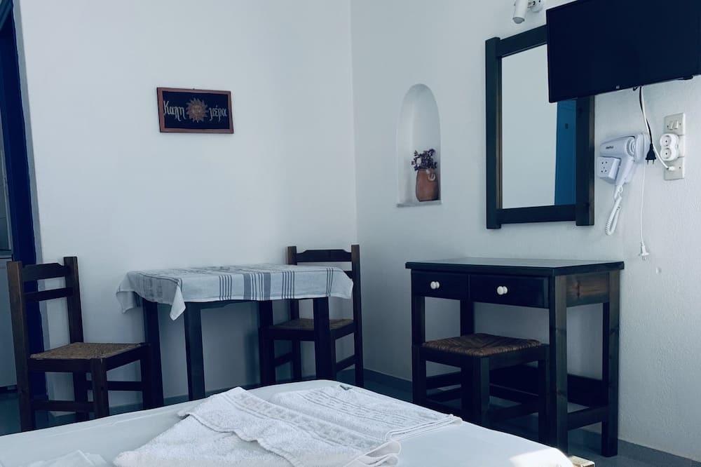 Economy Studio (Triple) - In-Room Dining