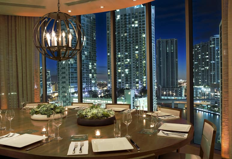 Kimpton EPIC Hotel, Miami, Restaurant