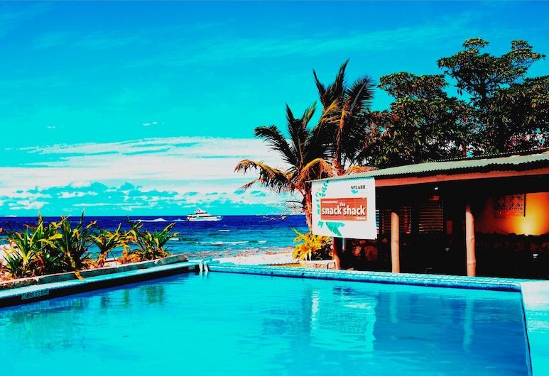Beachcomber Island Resort, Beachcomber Island, Piscina al aire libre