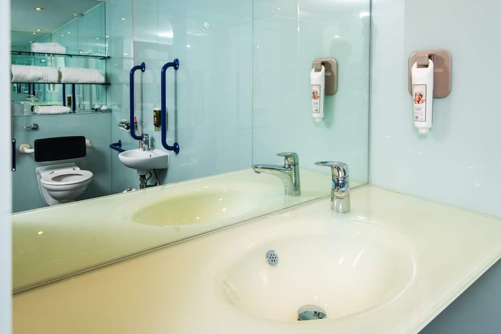 Izba, 2 jednolôžka (The Duet) - Kúpeľňa