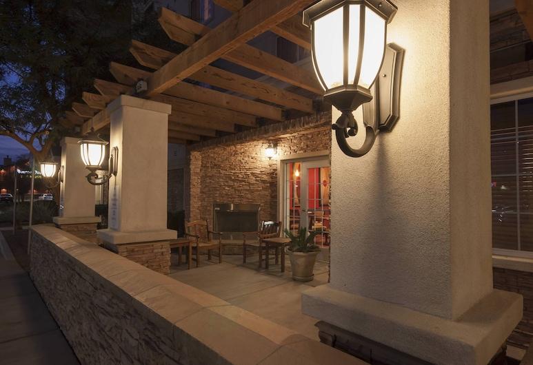 TownePlace Suites Marriott El Centro, El Centro, Terassi/patio