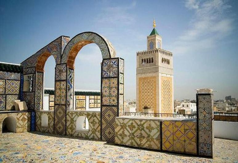 Tunisia Palace, טוניס, נוף מהמלון