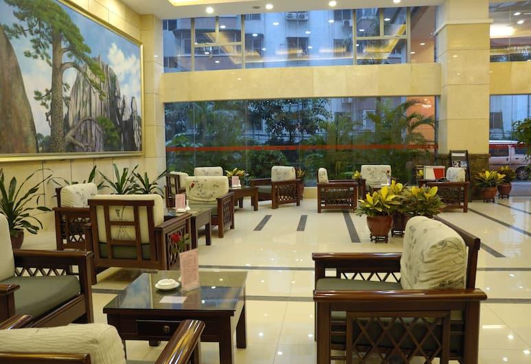 Pazhou Hotel, Guangzhou, Ruang Duduk Lobi
