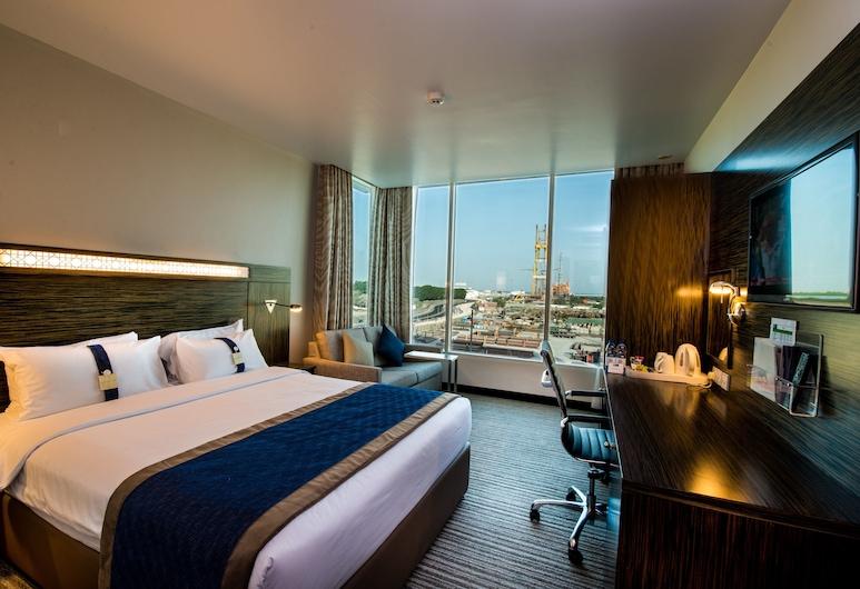 Holiday Inn Express Dubai Jumeirah, Dubai, Standard-huone, Vierashuone