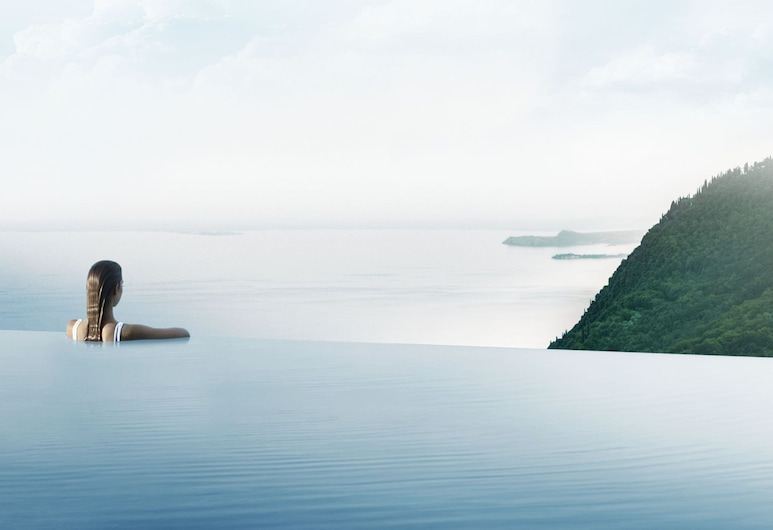 Lefay Resort & SPA Lago di Garda, Gargnano, Πισίνα με θέα