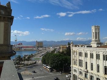 Selline näeb välja Hotel Due Colonne, Cagliari