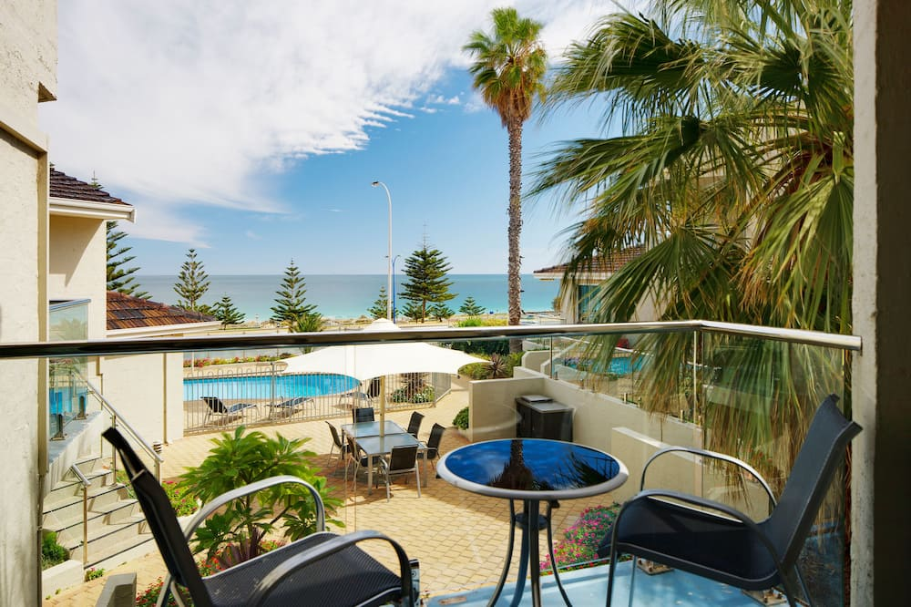 Collections Two Bedroom Apartment - Balcony