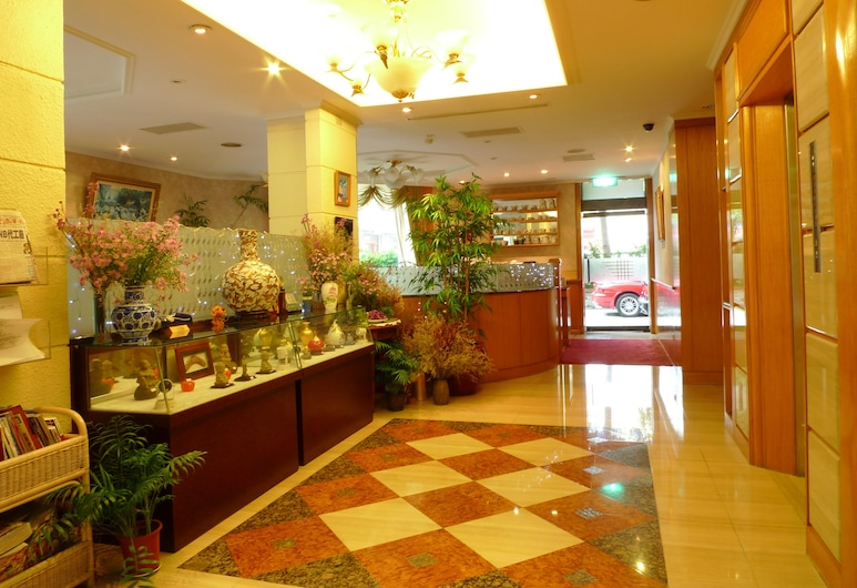 Harazuru Hotel, Taoyuan City, Hall