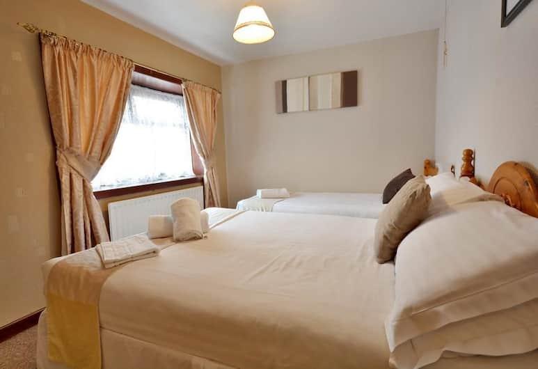 Barrons Hotel, Blackpool, ห้องทริปเปิล, ห้องพัก