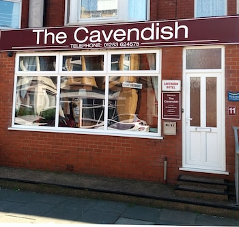 Picture of The Cavendish Hotel in Blackpool