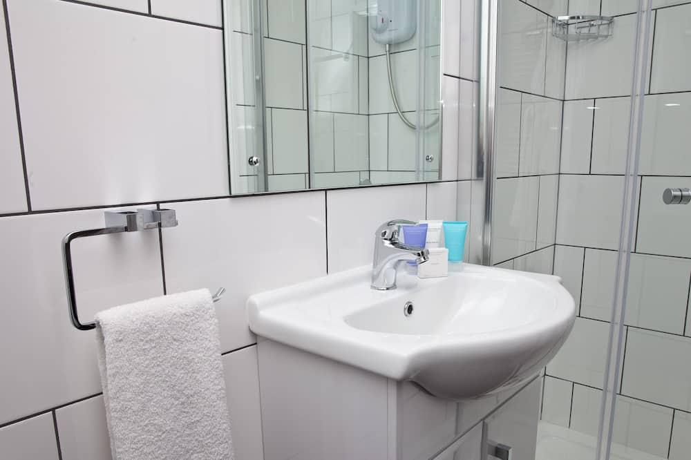 Premium-dobbeltværelse - eget badeværelse (Bandstand Room) - Badeværelse