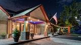 Wybierz ten hotel oferujący pokoje przystosowane dla osób niepelnosprawnych, Bensalem