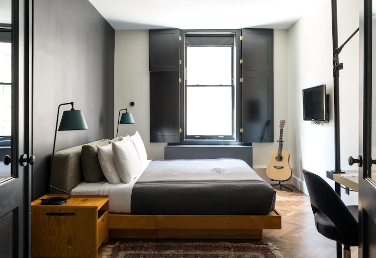 Ace Hotel New York, New York, Loft Suite One King Bed, Tuba