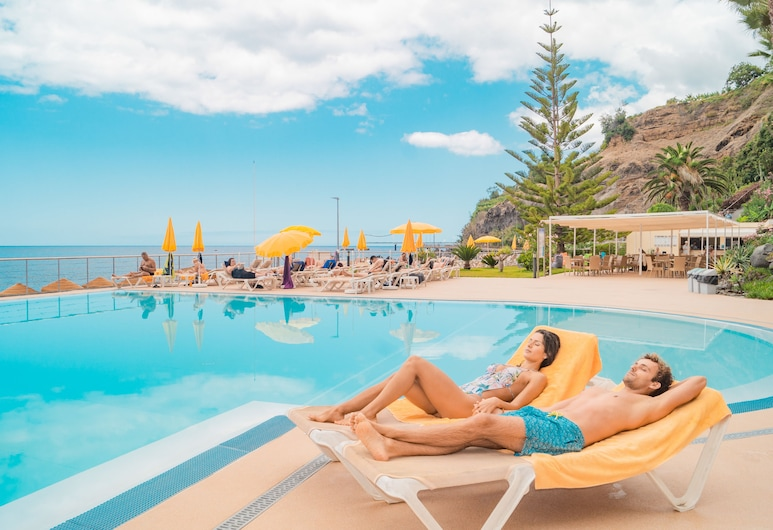 Hotel Orca Praia, Funchal, Pool