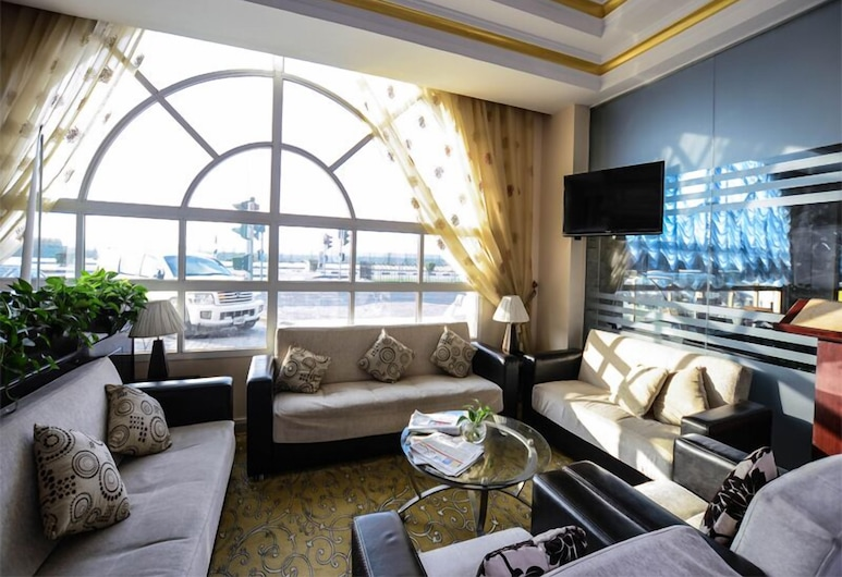 Al Seef Hotel, Sharjah, Aulan oleskelutila