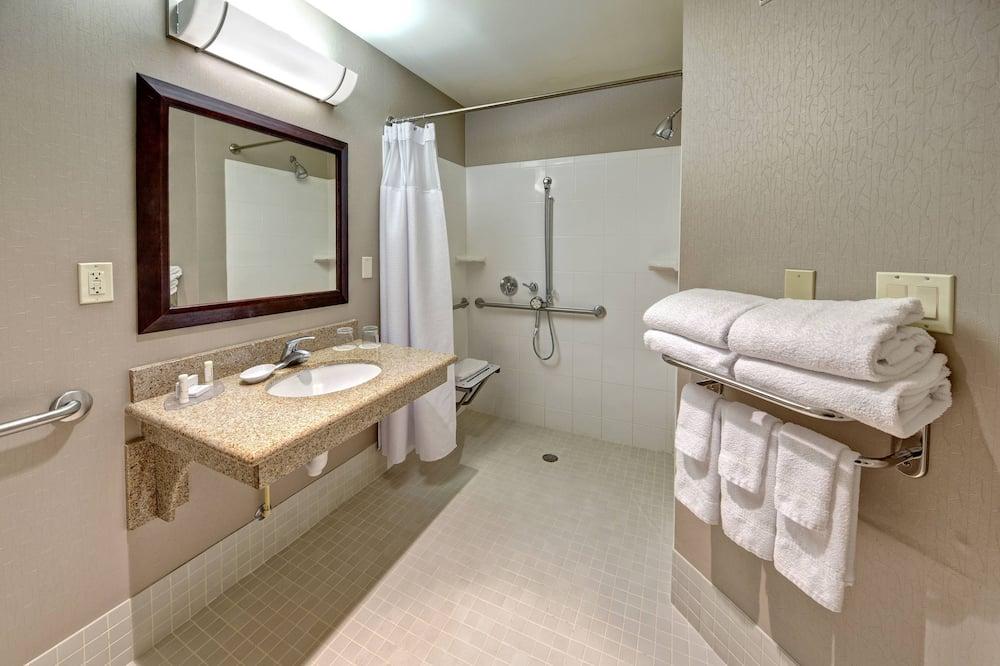 Studio, 1King-Bett, Nichtraucher - Badezimmer