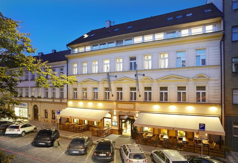 Hotel Alwyn, Prága