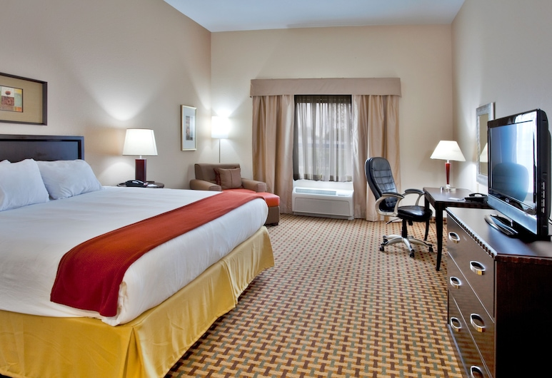 Holiday Inn Express Hotel & Suites Ocoee East, Orlando, Room, 1 King Bed, Non Smoking (LEISURE), Guest Room