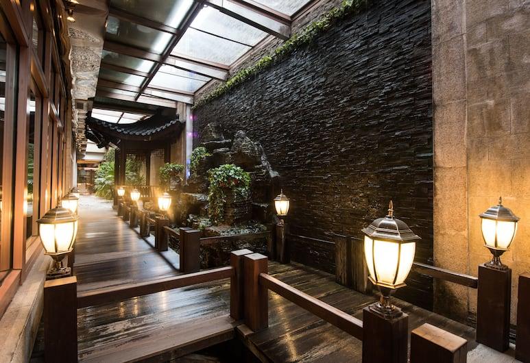 北京華彬費爾蒙酒店, 北京市, 花園