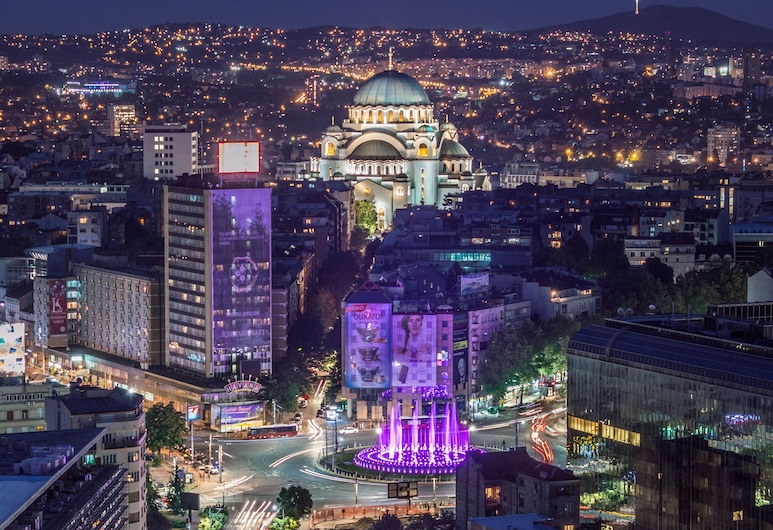 Hotel Slavija, Belgrad