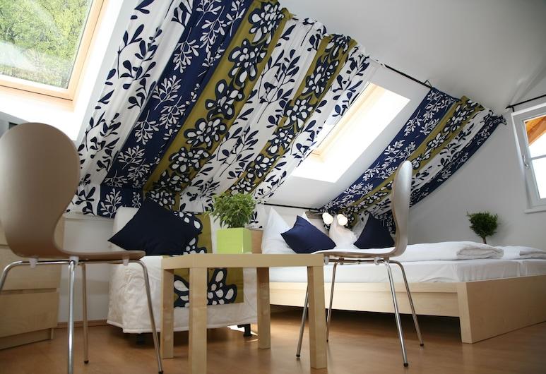 Ante Portas - Apartments, Salzburg, Apartment (2 Persons), Wohnzimmer