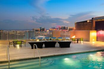 Foto van SpringHill Suites by Marriott Las Vegas Convention Center in Las Vegas