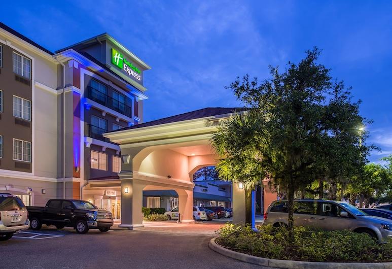 Holiday Inn Express Tampa N I-75 - University Area, Tampa, Exteriör