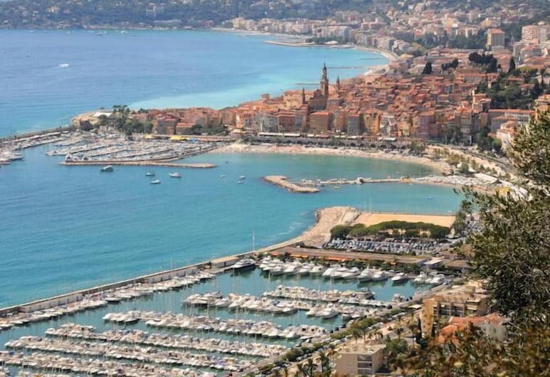 Memole Inn Sanremo, Sanremo, Utsikt fra luften