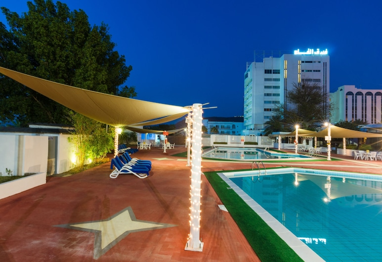 Al Falaj Hotel, Muscat, Outdoor Pool