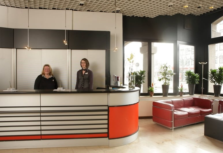 Hotel Berliner Hof, Ķīle, Vestibils