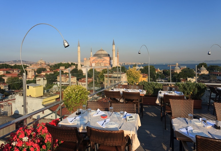 Adamar Hotel - Special Class, Istanbul, Outdoor Dining