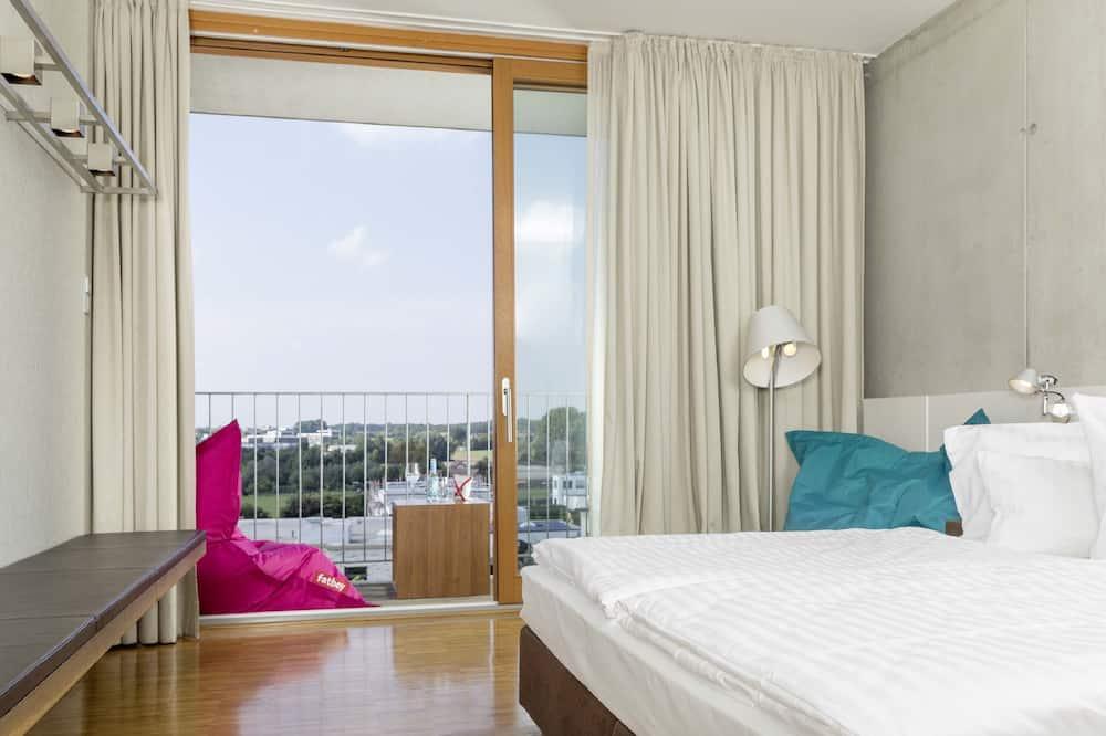 Apartmán (Factory) - Hosťovská izba