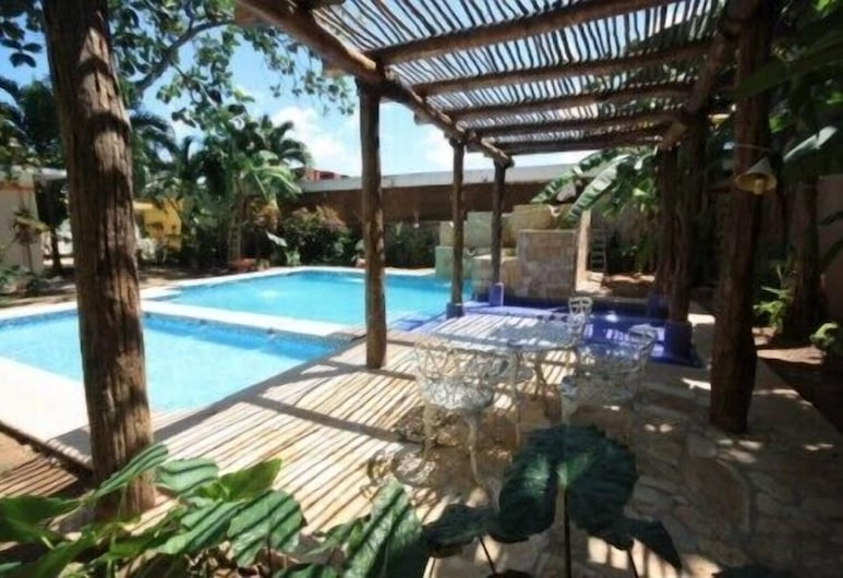 Hotel Palenque, Palenque, Piscina al aire libre
