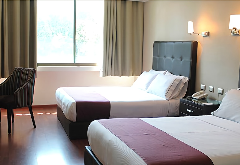 호텔 디아나 델 보스케, 모렐리아, Executive Room 2 Beds, 객실