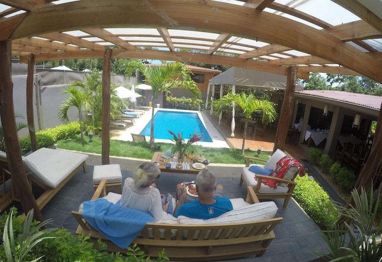 阿科伊利斯酒店, 塔瑪琳多, 泳池
