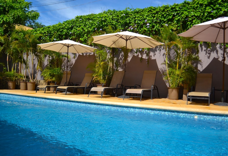 Hotel Arco Iris, Tamarindo, Outdoor Pool