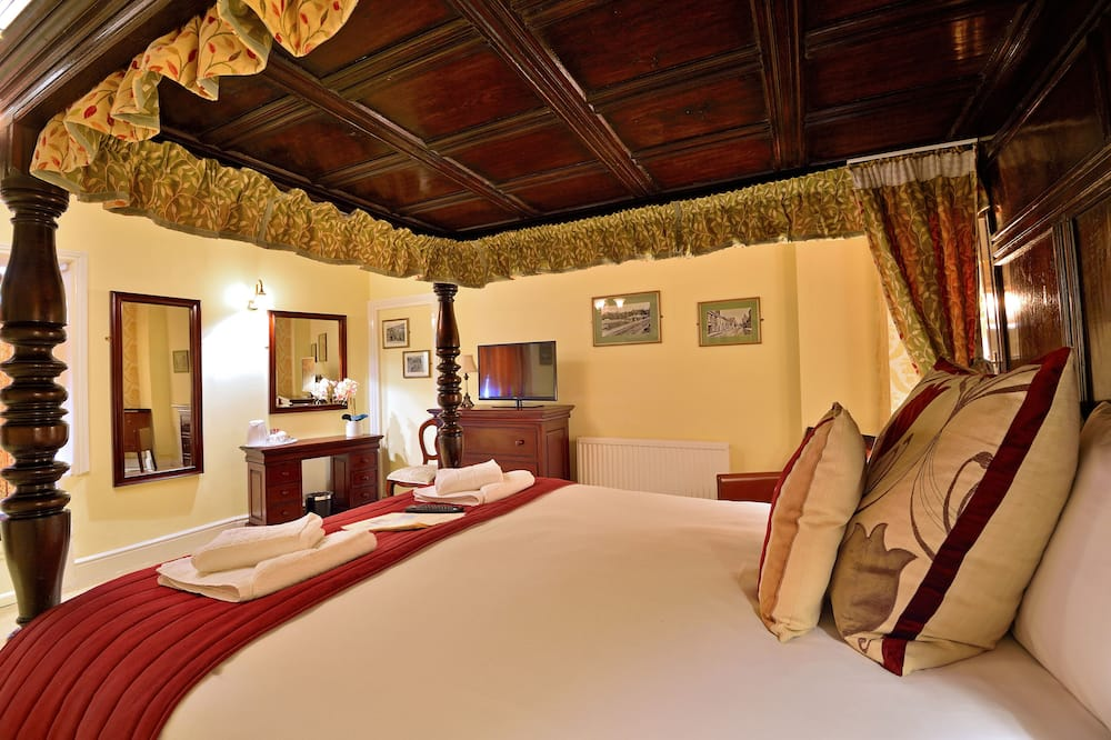 Four Poster Room - Guest Room
