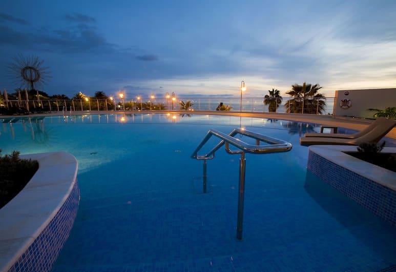 Melia Madeira Mare, Funchal, Udendørs pool