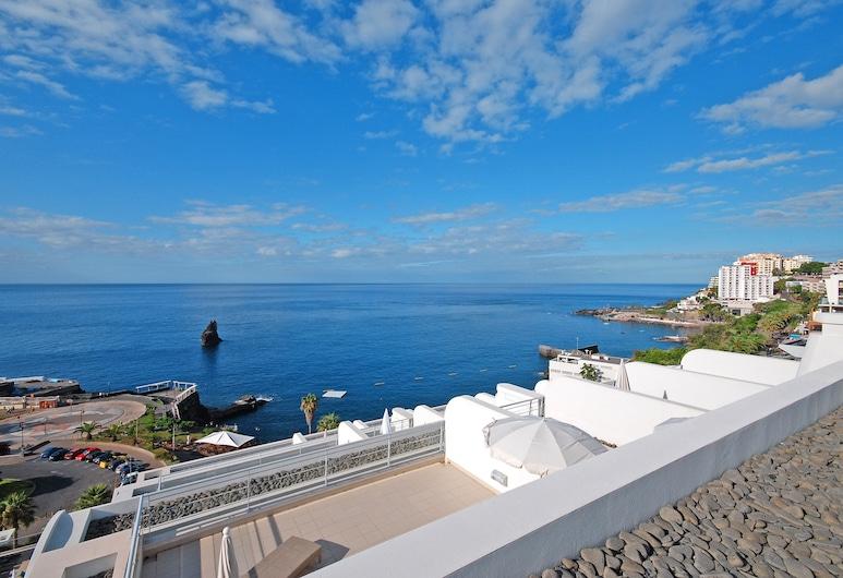 Melia Madeira Mare, ฟุงชาล, ห้องซูพีเรีย, วิวทะเล, ห้องพัก