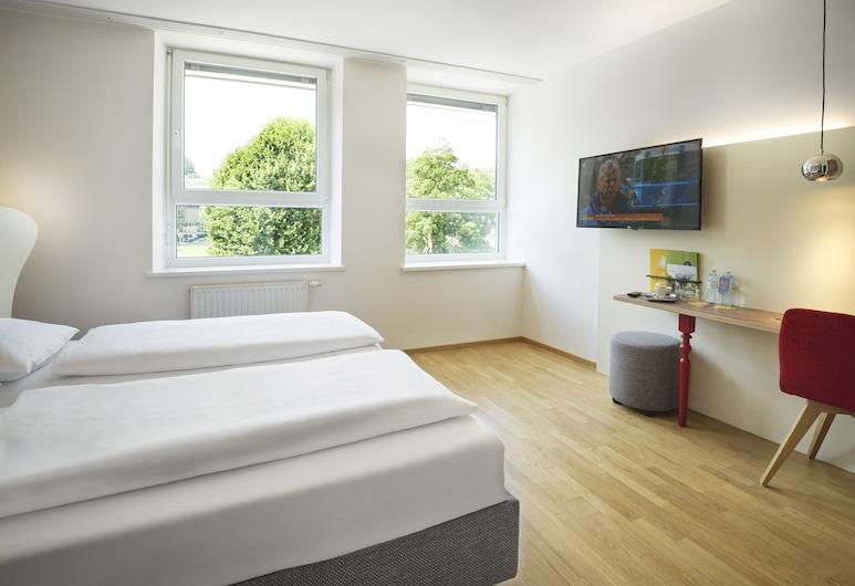 JUFA Hotel Salzburg, Salzburgo, Habitación doble básica, 1 habitación, Habitación