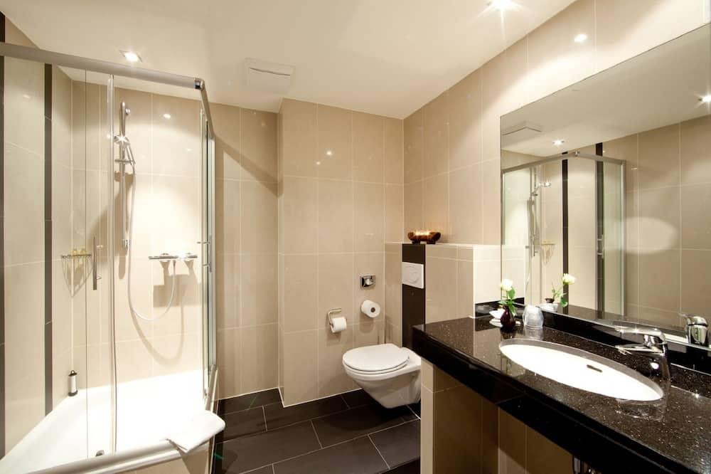 Suite, Seeseite - Badezimmer