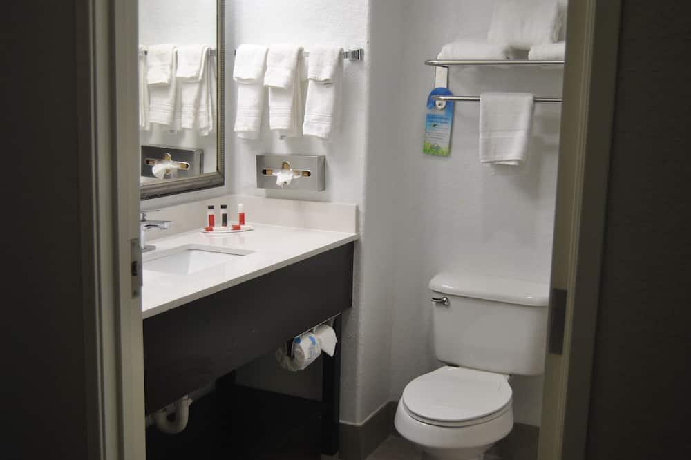 Studio-suite - 2 queensize-senge - ikke-ryger - Badeværelse