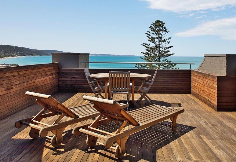 Cumberland Lorne Resort, Lorne, Çatı Katı Süiti (Penthouse), 2 Yatak Odası, Okyanus Manzaralı, Oda