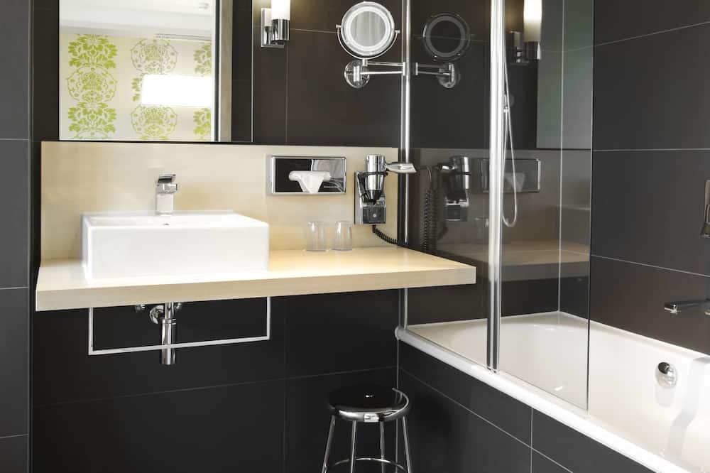 Quarto Superior, 1 cama individual - Casa de banho