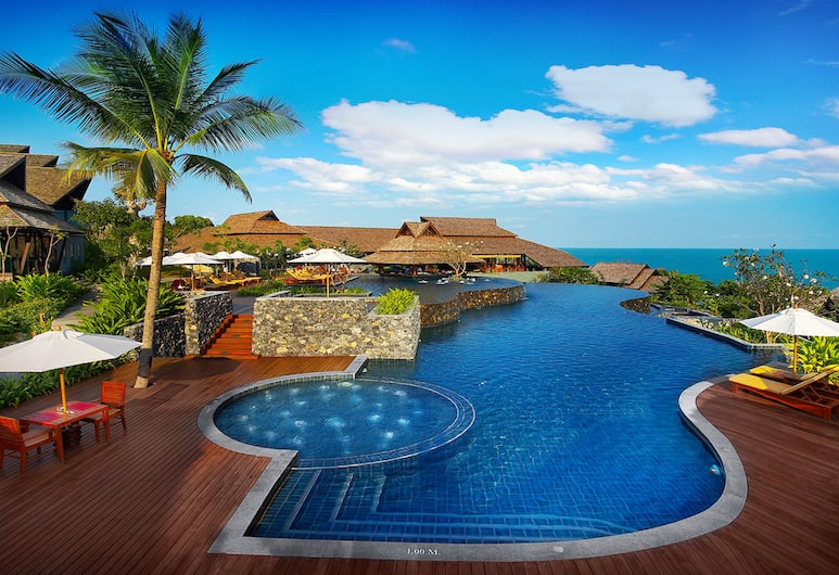 諾拉布里度假村, 蘇梅島, 泳池