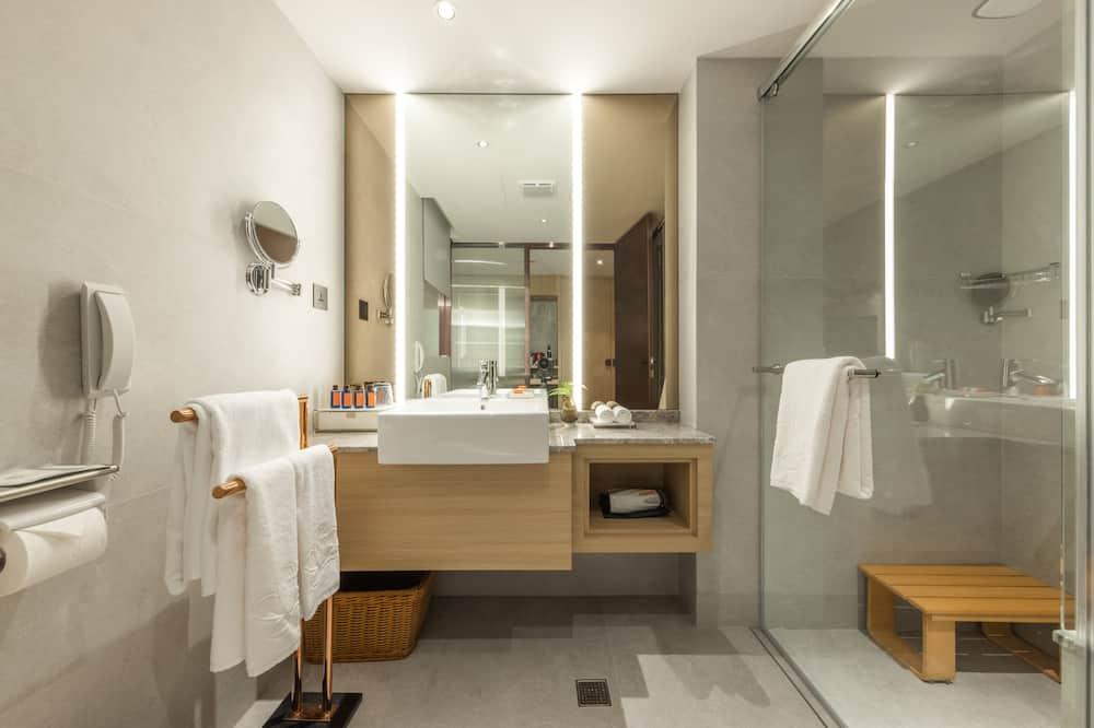 익스클루시브 트윈룸 - 욕실