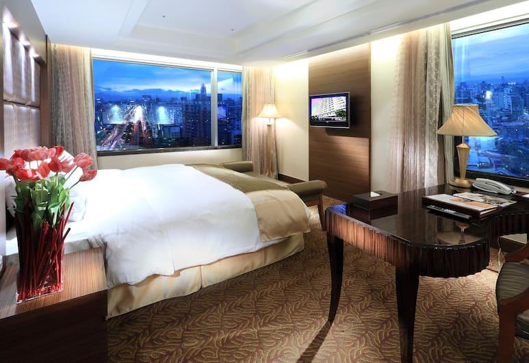 Taipei Garden Hotel, Taipei, Suite, 1 kingsize bed (Garden), Kamer
