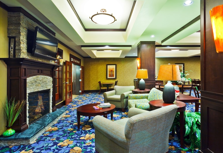 Holiday Inn Express Hotel Ooltewah Springs-Chattanooga, Ултева, Фойє