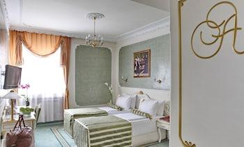Foto do Queens Astoria Design Hotel em Belgrado