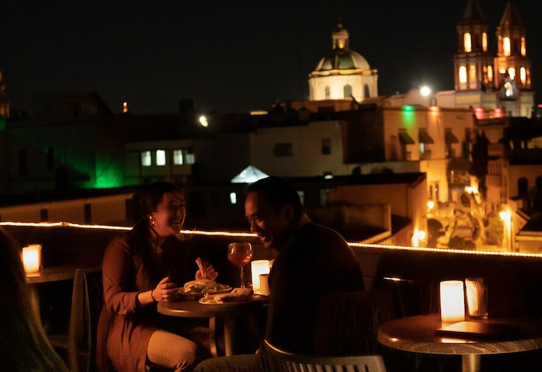 Casa Aspeytia Hotel Boutique, Querétaro, Terraza o patio